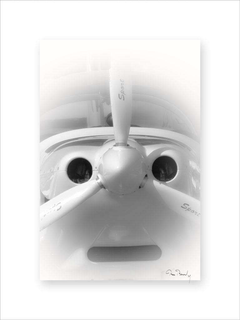avion, ULM, paréidolie